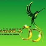 Jamaica50:logo