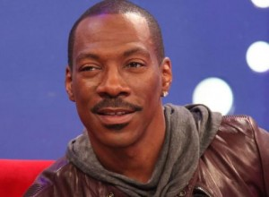 EDDIE MURPHY OCCUPIES THE TOP POSITION FOR THE SECOND WEEK!