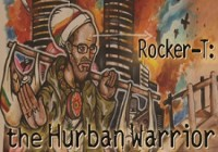 RockerT:Hurban WarriorOfPeace