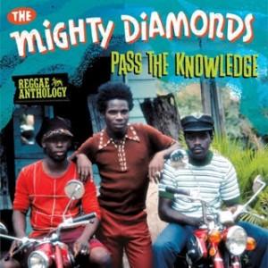 TheMightyDiamonds:PassTheKnowledge Reggae Anthology 2013