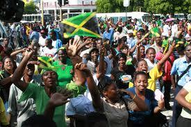 Jamaicans Celebrating