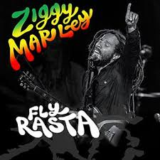 ZIGGY MARLEY HOLDING ON TO NO.1 FOR WEEK NUMBER FIVE!