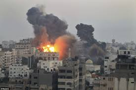 JAMAICA CONDEMNS ISRAEL'S USE OF FORCE IN GAZA CONFLICT!