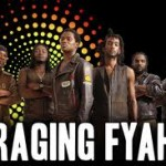 "RAGING FYAH's ""DASH WATA"" FOR THE SECOND WEEK, HOLDS THE NO.1 POSITION ON THE SOUTH FLORIDA CHART!"