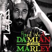 """DAMIAN MARLEY'S """"HARD WORK"""" HOLDING FIRMLY AT NO.1 FOR THE THIRD STRAIGHT WEEK!"""