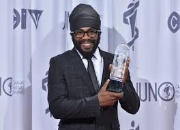 EXCO LEVI GOES FOR HIS FOURTH JUNO AWARD MARCH 15!