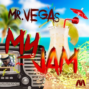 IT'S WEEK NUMBER THREE ON TOP OF THE SOUTH FLORIDA REGGAE CHART FOR MR. VEGAS!