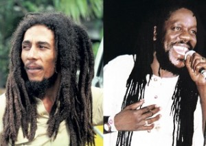 HAIL TO THE KING AND PRINCE OF REGGAE!