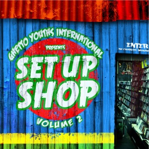 """SET UP SHOP VOL.2″ CLOCKS ITS THIRD WEEK IN THE NUMBER ONE POSITION!"