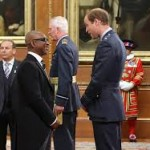Former Aswad front man Brinley Forde chats with Prince William