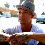 CHRIS RENE OF X-FACTOR FAME, TRIES HIS HANDS AT REGGAE MUSIC!