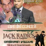 JACK RADICS MOTHER'S DAY SHOW IN SOUTH FLORIDA POSTPONED!