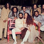 BOB MARLEY'S FAMILY REUNITES FOR ITS FIRST PHOTO SHOOT IN MORE THAN A DECADE!