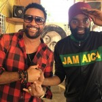"""SHAGGY JOINS BUGLE FOR VIDEO SHOOT OF SINGLE """"GANJA!"""""""