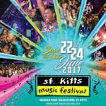 SHABBA RANKS, MAVADO, JAH CURE, AND THE GOO GOO DOLLS, JOIN THE 2017 ST. KITTS MUSIC FESTIVAL!