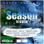 """BERTA RECORDS TO RELEASE THE """"SEASON CHANGE"""" RIDDIM ON MAY 5!"""